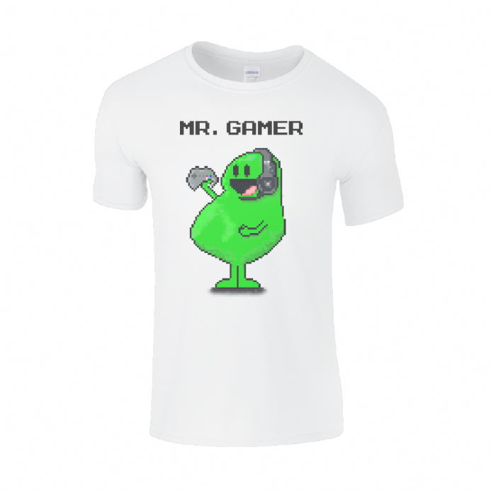 Mr. Gamer T-Shirt